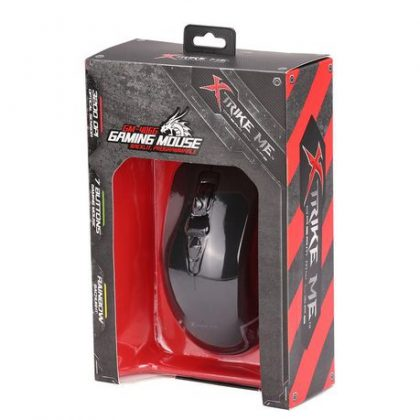 Xtrike GM-510 Wired Gaming Mouse